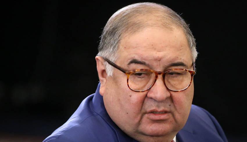 Алішер Усманов